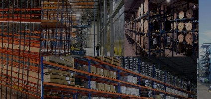 OUR LOCAL STORAGE EXPERTS CAN DESIGN AND INSTALL  A SYSTEM TAILORED TO YOUR COMPANY'S UNIQUE NEEDS