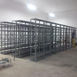 Stock-room-Shelving-installation